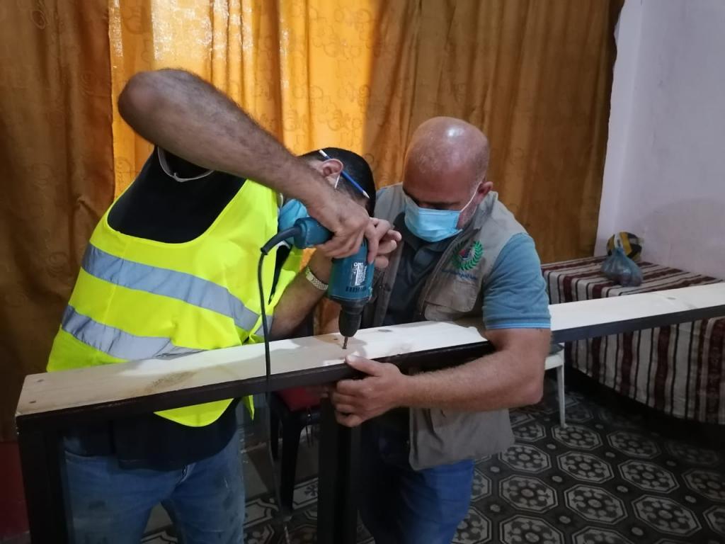 ترميم المنازل في بيروت